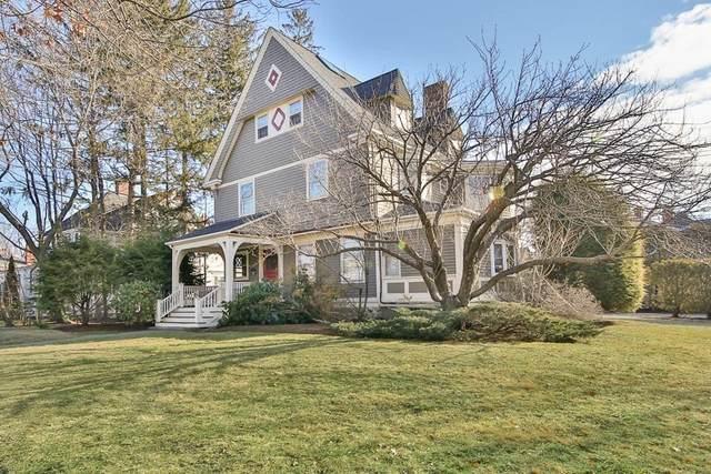 100 Pleasant St #31, Arlington, MA 02476 (MLS #72778858) :: Cosmopolitan Real Estate Inc.