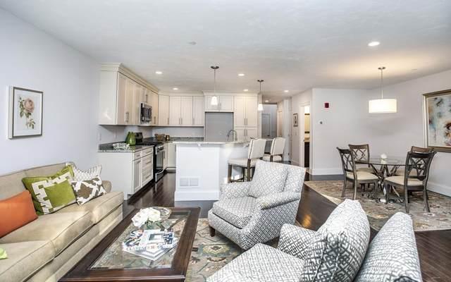 70 Lebaron Blvd. #11, Lakeville, MA 02347 (MLS #72778878) :: Welchman Real Estate Group