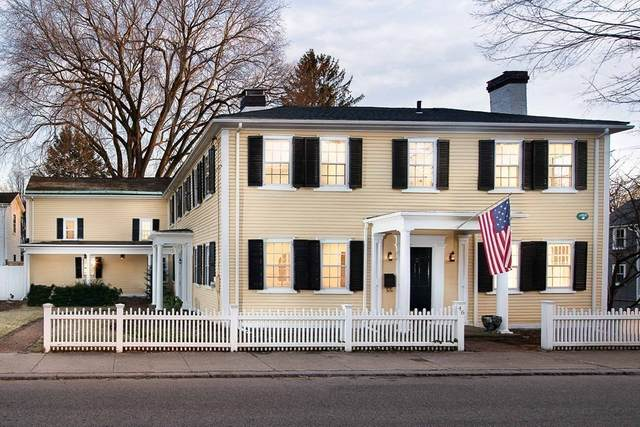 46 Church Street, Dedham, MA 02026 (MLS #72778908) :: DNA Realty Group