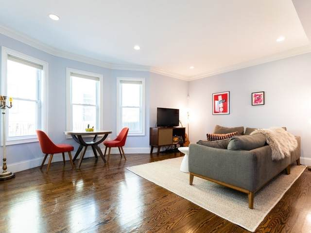 20 Spalding St #1, Boston, MA 02130 (MLS #72778912) :: The Gillach Group