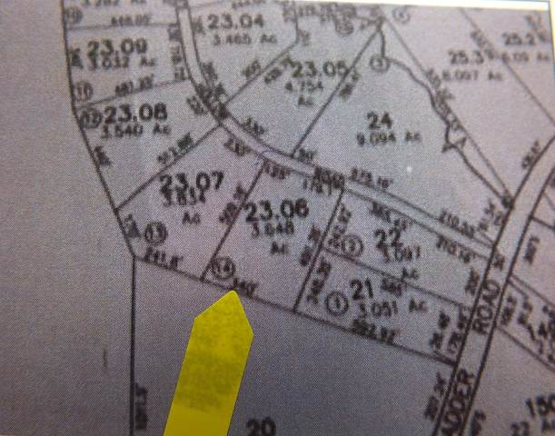Lot 14 Jacobs Hollow Rd, Becket, MA 01223 (MLS #72778947) :: revolv