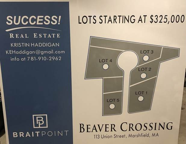 113 Union St-Beaver Crossing-Lot 1, Marshfield, MA 02050 (MLS #72778962) :: Conway Cityside