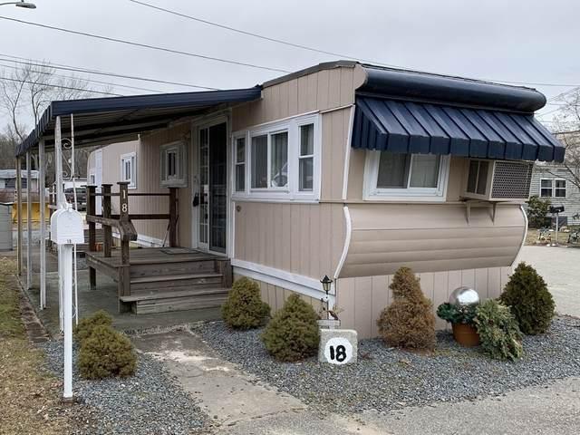 130 East Washington Street #18, North Attleboro, MA 02760 (MLS #72779014) :: The Duffy Home Selling Team