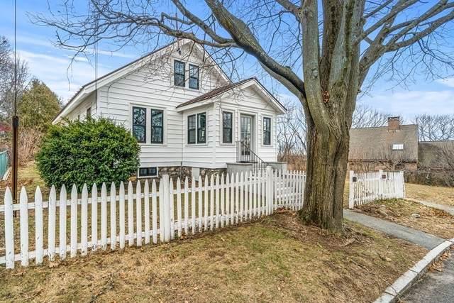41 Fairfield Ave, Melrose, MA 02176 (MLS #72779068) :: Cosmopolitan Real Estate Inc.