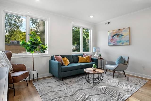 4281 Washington Street 4B, Boston, MA 02131 (MLS #72779131) :: Cheri Amour Real Estate Group