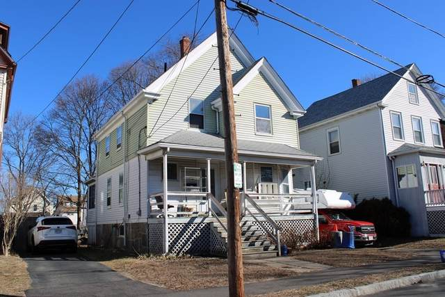 118 Taylor St, Quincy, MA 02170 (MLS #72779132) :: Cheri Amour Real Estate Group