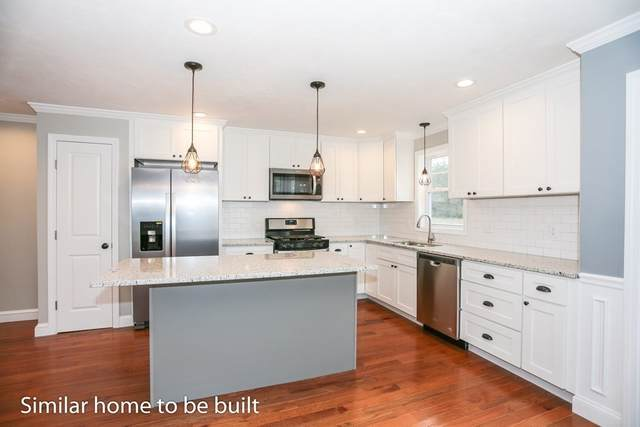 50 Des Moines Road G-1, Quincy, MA 02169 (MLS #72779134) :: Cheri Amour Real Estate Group