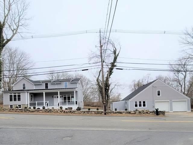1128 Tucker Rd, Dartmouth, MA 02747 (MLS #72779143) :: RE/MAX Vantage
