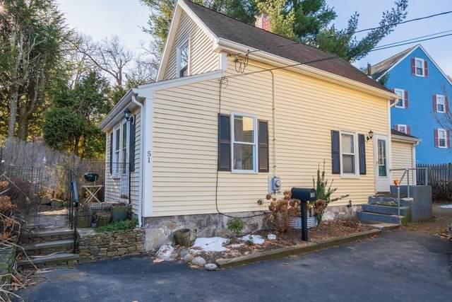 51 Smith Street #51, Arlington, MA 02476 (MLS #72779145) :: Cosmopolitan Real Estate Inc.
