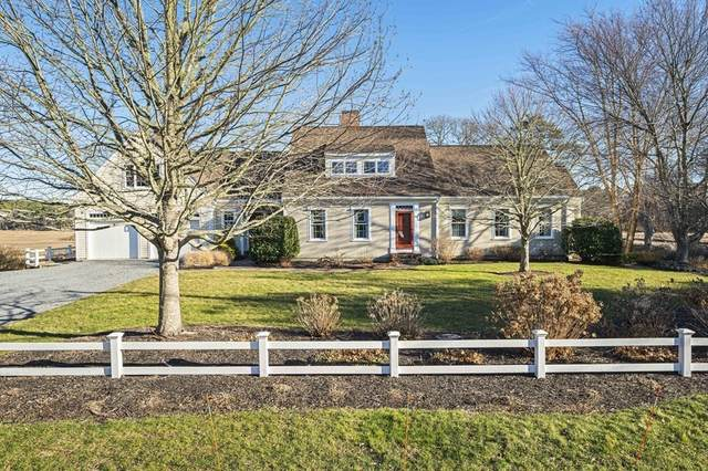 46 Lookout Rd, Yarmouth, MA 02675 (MLS #72779202) :: DNA Realty Group