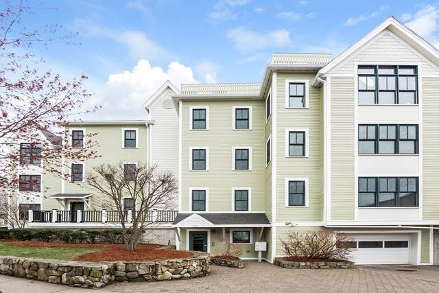 140 Hudson Street #201, Somerville, MA 02144 (MLS #72779228) :: Cosmopolitan Real Estate Inc.