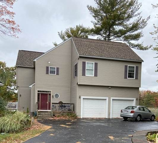 12 Cedar Dr, Webster, MA 01570 (MLS #72779271) :: Conway Cityside