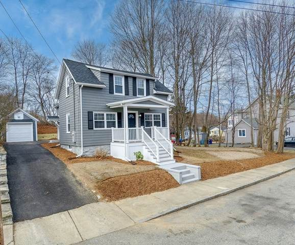 35 Scott St, Woburn, MA 01801 (MLS #72779303) :: Cosmopolitan Real Estate Inc.