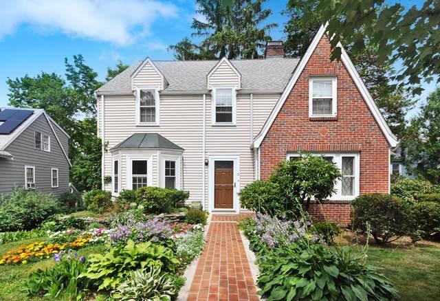 5 Walnut Terrace, Arlington, MA 02476 (MLS #72779320) :: Cosmopolitan Real Estate Inc.
