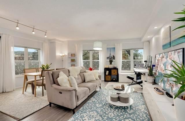 655 Concord Ave #201, Cambridge, MA 02138 (MLS #72779349) :: Cosmopolitan Real Estate Inc.