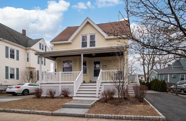 176 Waverly Ave, Melrose, MA 02176 (MLS #72779374) :: Cosmopolitan Real Estate Inc.
