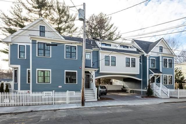 81-83 Alpine St #2, Somerville, MA 02144 (MLS #72779421) :: Cosmopolitan Real Estate Inc.