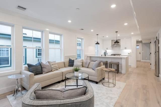 64 Derby St #1, Somerville, MA 02145 (MLS #72779422) :: Cosmopolitan Real Estate Inc.