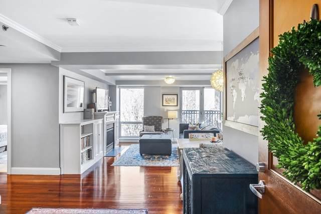 44 Prince Street #411, Boston, MA 02113 (MLS #72779482) :: Welchman Real Estate Group