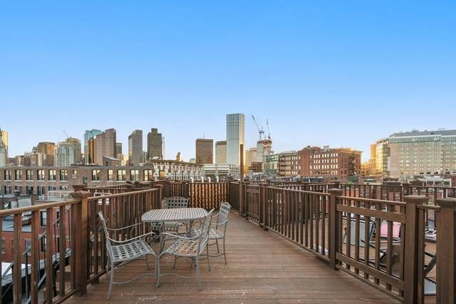 101 Prince Street #2, Boston, MA 02113 (MLS #72779483) :: Cosmopolitan Real Estate Inc.