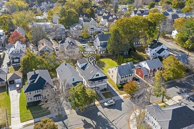 74 Hamlet Street #74, Arlington, MA 02474 (MLS #72779495) :: Cosmopolitan Real Estate Inc.