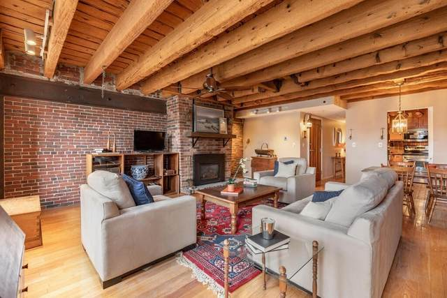 75 Fulton St #22, Boston, MA 02109 (MLS #72779532) :: Welchman Real Estate Group