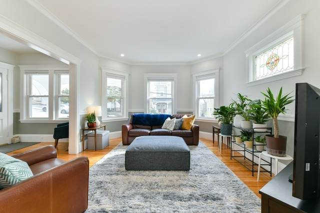 10 Fairview Street #1, Boston, MA 02131 (MLS #72779540) :: DNA Realty Group