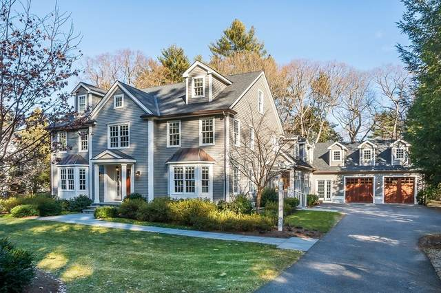 87 Sunset Road, Weston, MA 02493 (MLS #72779562) :: DNA Realty Group