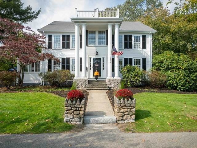 7 Fort Hill, Hingham, MA 02043 (MLS #72779587) :: The Gillach Group