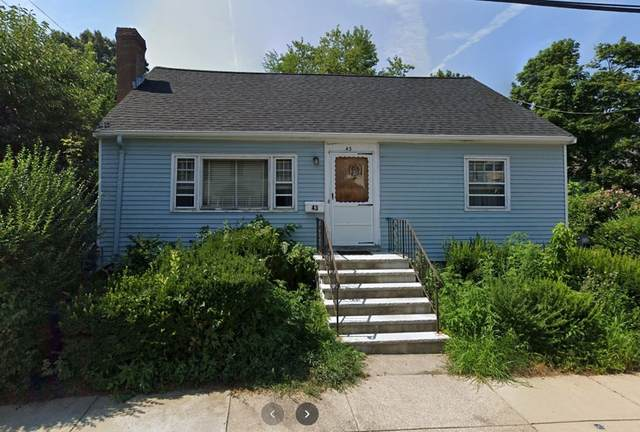 43 Rosecliff, Boston, MA 02131 (MLS #72779589) :: DNA Realty Group