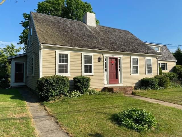 164 Elm Street, Kingston, MA 02364 (MLS #72779608) :: The Gillach Group