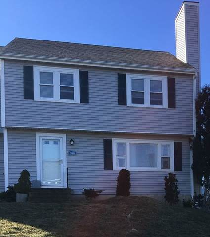 59 Stafford St 4B, Plymouth, MA 02360 (MLS #72779610) :: The Gillach Group