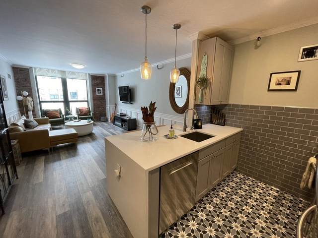 42 8Th St #4103, Boston, MA 02129 (MLS #72779616) :: The Gillach Group