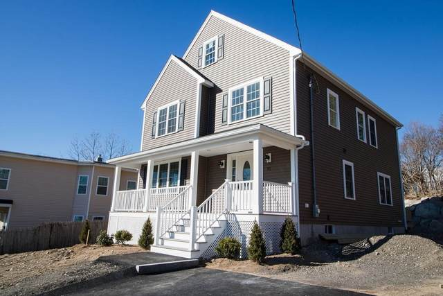 Lot 1 Melrose Ave, Brockton, MA 02302 (MLS #72779622) :: The Gillach Group