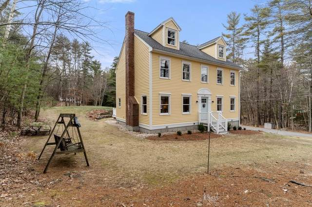 94 Brook St, Dunstable, MA 01827 (MLS #72779657) :: The Gillach Group