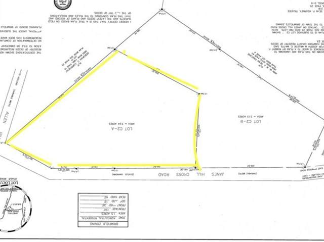 Lot C2-A Janes Hill Cross Rd, Brimfield, MA 01010 (MLS #72779859) :: NRG Real Estate Services, Inc.