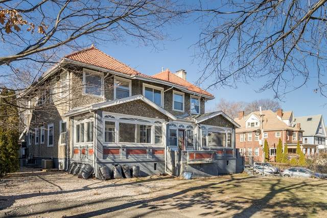 1863 Commonwealth Ave, Boston, MA 02135 (MLS #72780227) :: Trust Realty One