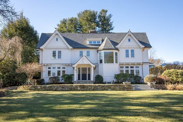 123 Abbott Road, Wellesley, MA 02481 (MLS #72780340) :: The Duffy Home Selling Team