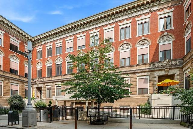 61 Prince St 4F, Boston, MA 02113 (MLS #72780405) :: Cosmopolitan Real Estate Inc.
