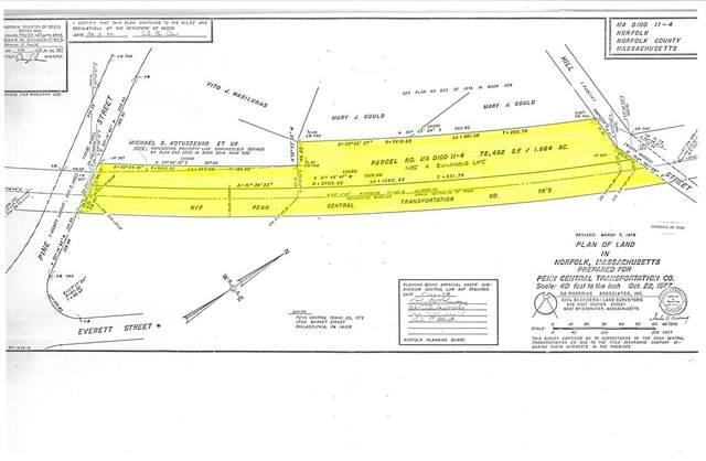10 & Lot0 Hill Street, Norfolk, MA 02056 (MLS #72780750) :: Cape Cod and Islands Beach Properties
