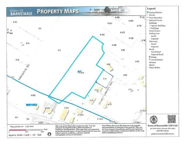 976 Main St, Barnstable, MA 02668 (MLS #72781030) :: Team Tringali