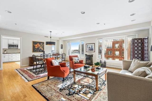 20 Rowes Wharf #606, Boston, MA 02110 (MLS #72781578) :: DNA Realty Group