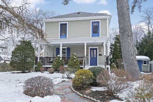 49 Evergreen Ave, Newton, MA 02466 (MLS #72781956) :: Conway Cityside