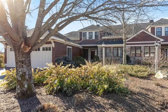 16 Black Rock Drive, Hingham, MA 02043 (MLS #72782389) :: Westcott Properties