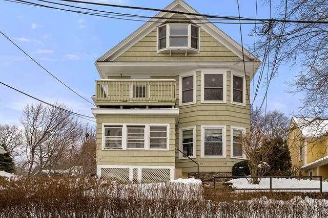 107 Bigelow St #3, Boston, MA 02135 (MLS #72782435) :: EXIT Cape Realty