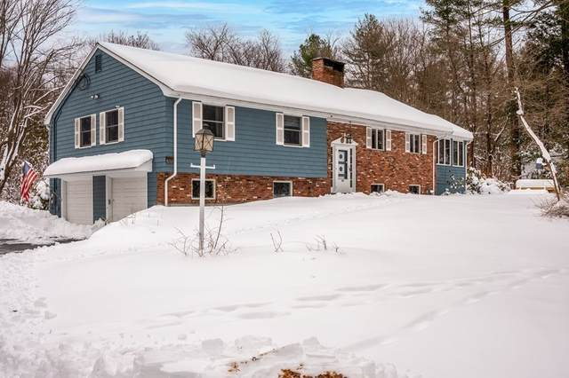 551 Main St, Boxford, MA 01921 (MLS #72782622) :: The Gillach Group