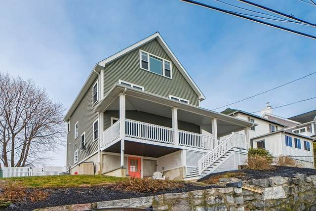 48 Sea Avenue, Quincy, MA 02169 (MLS #72782702) :: The Gillach Group