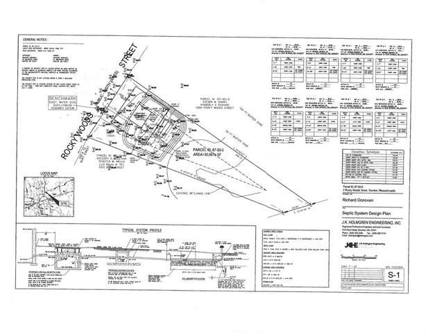 lot 4 Rocky Woods St., Taunton, MA 02780 (MLS #72783102) :: Westcott Properties