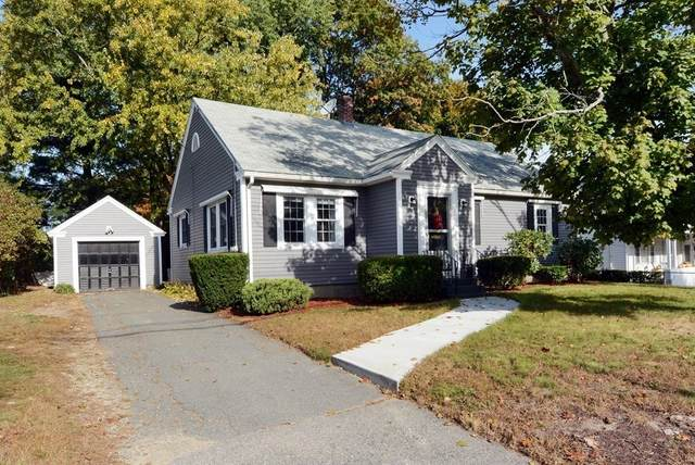 118 Pleasant St, Methuen, MA 01844 (MLS #72783339) :: HergGroup Boston