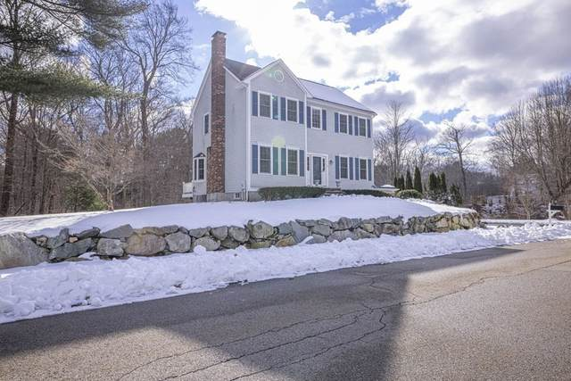 5 Dollys Way, Easton, MA 02356 (MLS #72783340) :: Conway Cityside